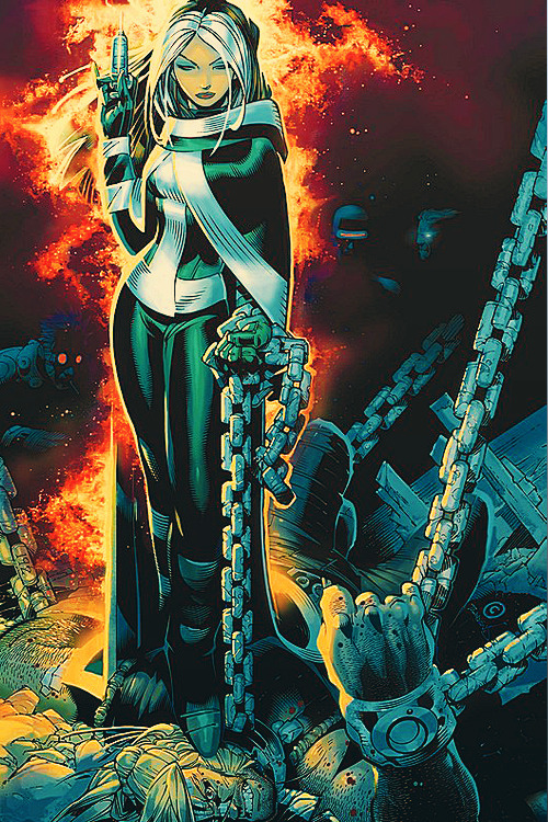 Rogue by Chris Bachalo   .