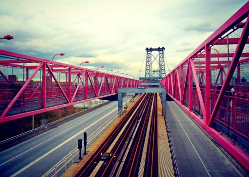celinenyc: Williamsburg Bridge.
