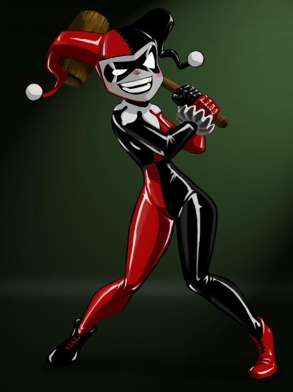 Harley Quinn by Sam Howard