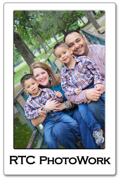 RTC PhotoWork:  Fort Worth Trinity Park Fall Mini Sessions Family Child TwinsPhotographer
