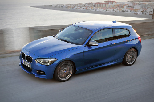 BMW M135i  I don't think anyone can deny that hatches are the most exciting form factors right now.