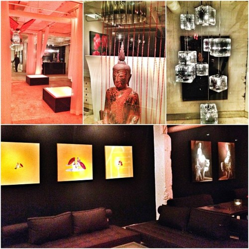 Venue for event's photoshoot #interior #design #lounge (at House of Moments)