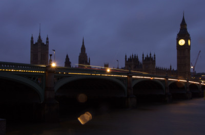 ©Veronika von Volkova Westminster Bridge, London