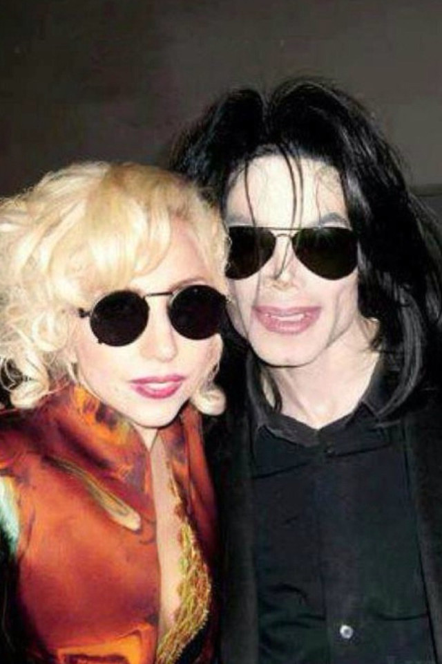 Lady Gaga & MJ