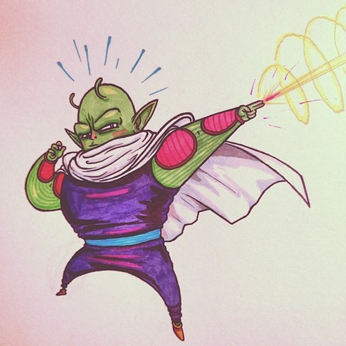 Piccolo by Chris G