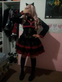 Coord for tomorrow <3 Jacket, Skirt: Puta de mayooo (lol PUTUMAYO) Cutsew: H.JellySocks: OffbrandShoes:Bodyline