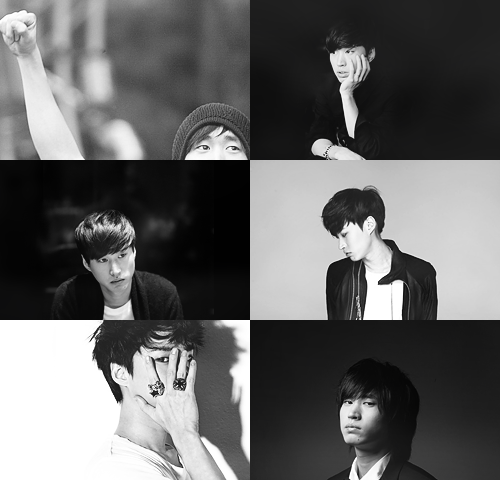 tablo in b&w