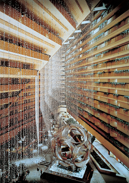 impulsivefancies:  Hyatt Regency dates to 1973 by John Portman