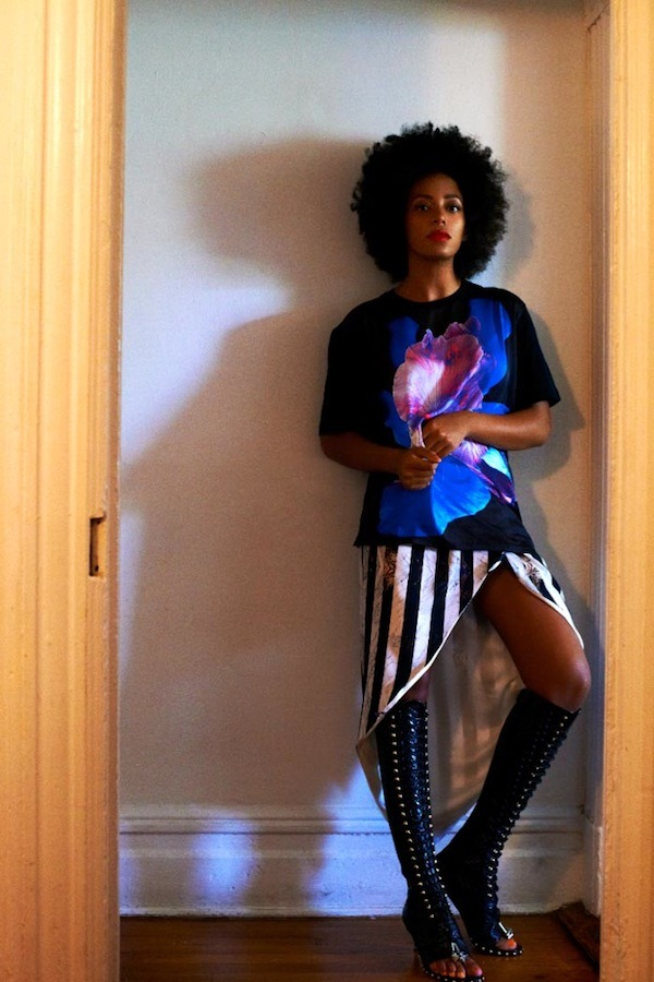 fashioninception:  just love solange! *squealing*