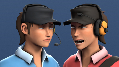 Female Scout's up on the GMOD workshop! With updated textures, HWM faceposing and more, thanks to MaxOfS2D and Rebbacus! Check her out, she's even more amazing than before ;)http://steamcommunity.com/sharedfiles/filedetails/?id=104524708