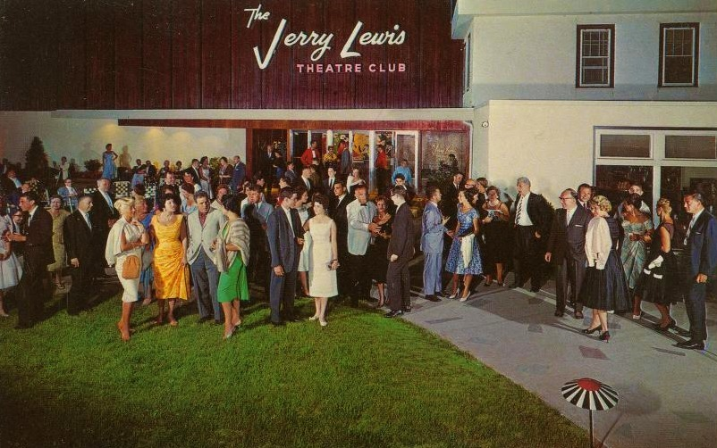 Jerry Lewis Theater Club, 1960
