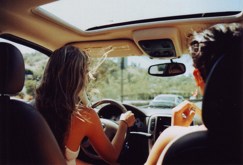 Beautiful,Blonde,Car,Couple,Cute,Driving,Fashion,Pretty,Photo,Photography,