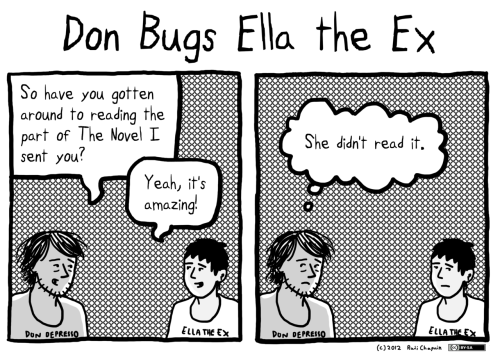 #421: Don Bugs Ella the Ex