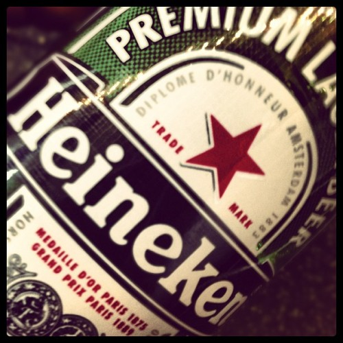 Got the good stuff on ice for later this evening #Heineken #BonfireNight #Weekend #Instagood #Instahub #instamood #IGers #instagramers #iPhone #iPhone5 #iPhoneOnly