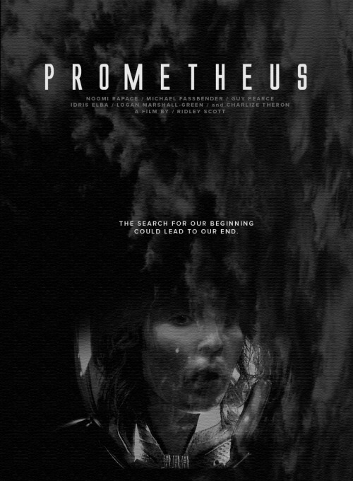 Prometheus by Igor Ramos