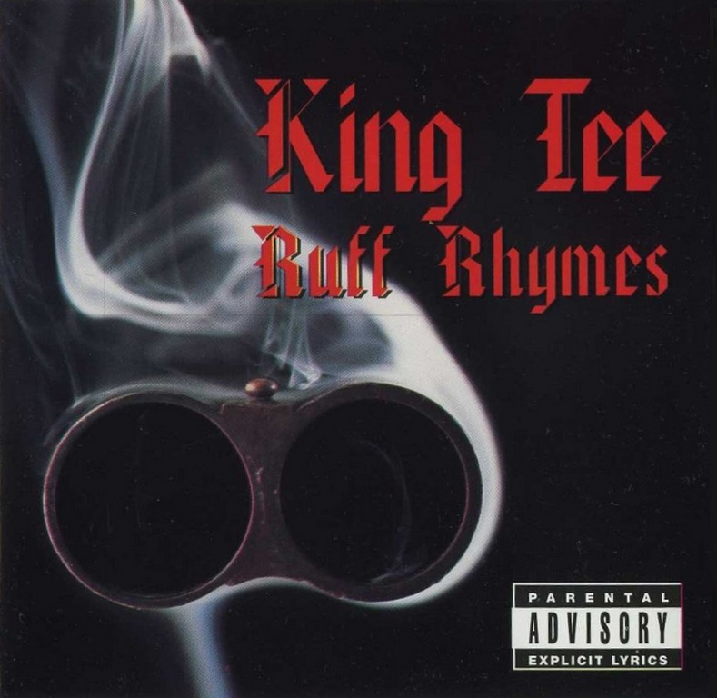 20 YEARS AGO TODAY |11/3/92| King Tee released his first greatest hits compilation, Ruff Rhymes, on Capitol Records.