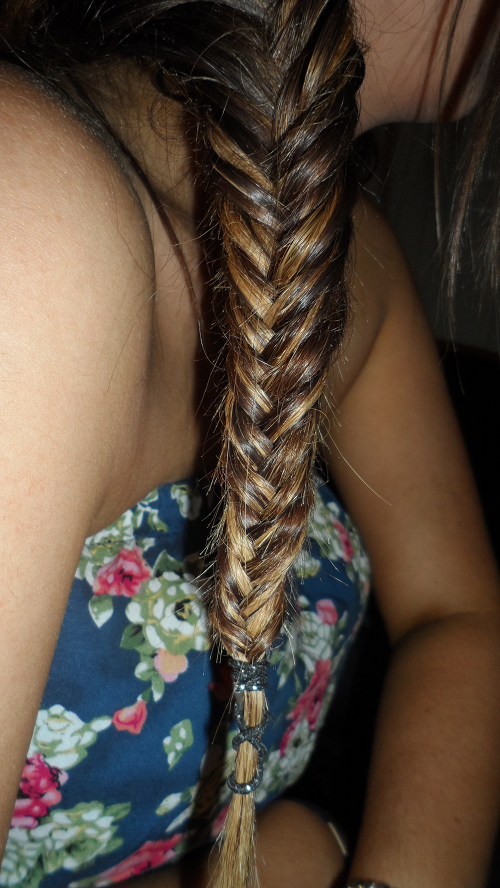 my cute fishtail