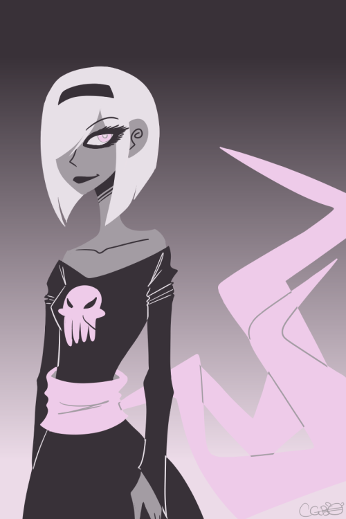 mechipenccils:   starting the morning off with a grimdark rose