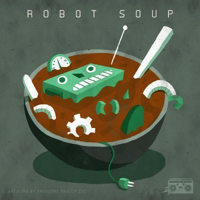Potholes Presents: Robot Soup (Beat Tape)