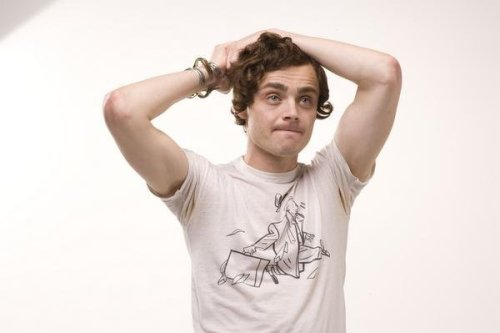 micamyx:  Tammie Brown out of drag :D  I have such a crush on boy Tammie. Haha.