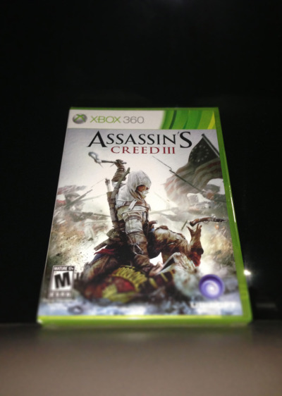 I hadn't purchased a game in over a year up until the newest Assassin's Creed came out. One of my favorite historical games now more action-packed and better than ever. This is all I've been spending most of my time on (when not in classes). 18 hours spent according to the game, but it feels more in real life. Maybe it's because all the loading screens or all the cinematics don't count. Anyways, I've barely ranked 41% overall finish. And that's with full synchronization on everything I've done. And that's not mentioning there's still online multiplayer to play after. Usually long games would feel like a drag after the first 3 days, but I could play this game for the next month if I could.