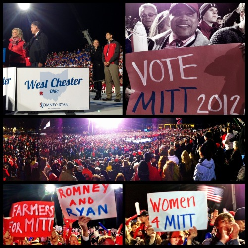 Over 30,000 in Ohio last night! 3 days.