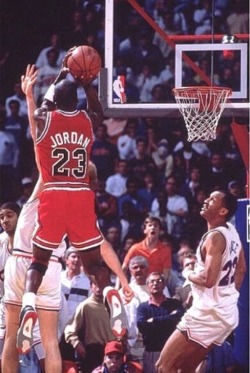 The Shot #MJ, #basketball
