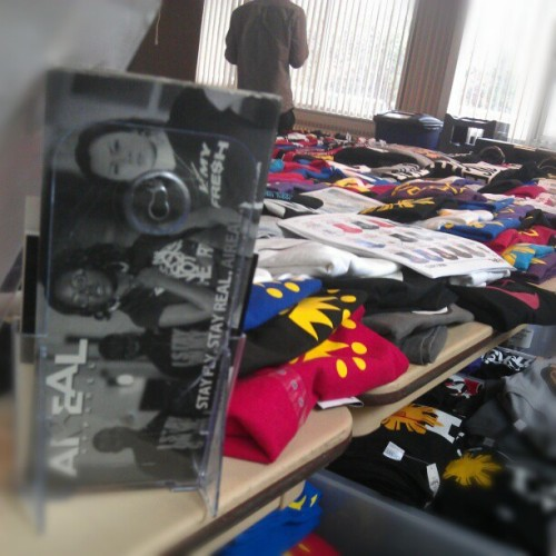 Come thru and vist me at the Aireal Apparel booth at FIND at GMU!