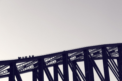 Sydney Harbour Bridge by thmsnsmth on Flickr.