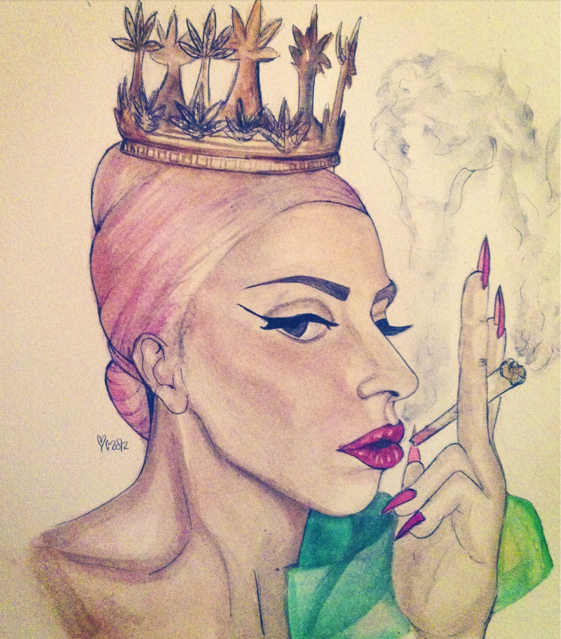 Cannabis Princess 💚
