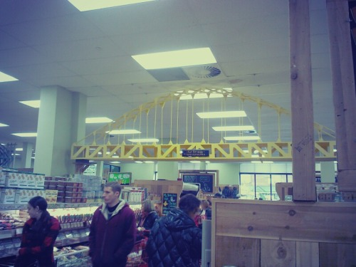 Found the only Trader Joe's in Pittsburgh. Still don't get all the hype.
