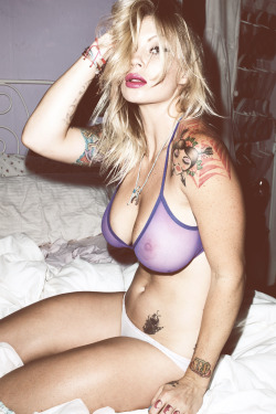 forever in bed. bridget blonde/larsen sotelo