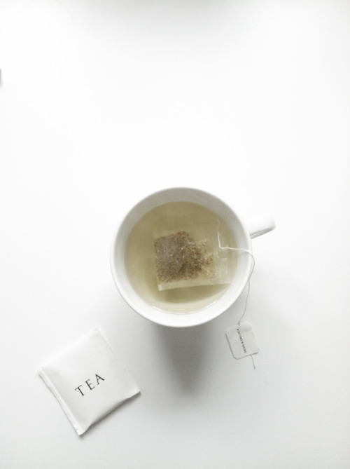 thatcoffeehouse:  Sometimes we have to drink tea, not to overdose on coffee ;)