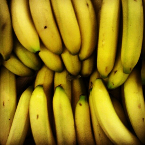#bananas #fruit #healthy #food