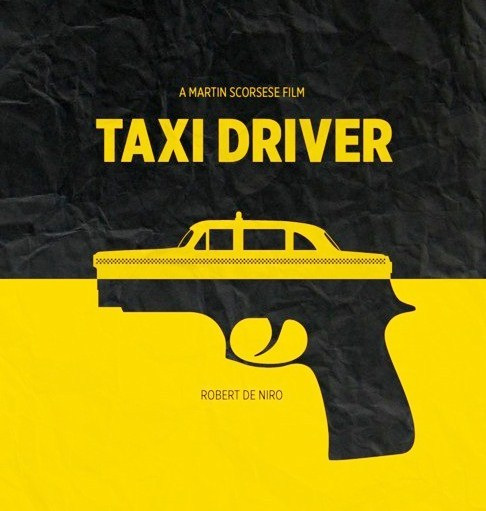 "Favourite conversation this week - Me (bored): ""Do you want to watch Taxi Driver tonight?""Him (earnestly): ""Does that star Whoopi Goldberg?""Me (in complete shock and feeling culturally superior thanks to the undergraduate course, Foucault, Feminism and Film): ""What the Fuck?""Him (bemused and getting annoyed): ""I'm sorry I asked.""Me (now on my very high-horse and backing a winner): ""You better be sorry! Taxi Driver is an American classic. Does it star Whoopi Goldberg?! It's not Sister Act! It's not god-damn Ghost! And before you ask, Patrick Swayze does not show up half-way through as the pottery / dance instructor, OK!""Him (over it):__________Me (content that I've eloquently made my point and satisfied with the flow of the conversation): ""So do you want to watch it or not?""Him (walking away):__________Me (the winner and now yelling so he can hear me from the other room that has all the gym equipment we never use): ""And for the record, it stars Jodie Foster, Harvey Keitel and Robert Redford. Dumbass."""