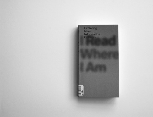 I read where I am.