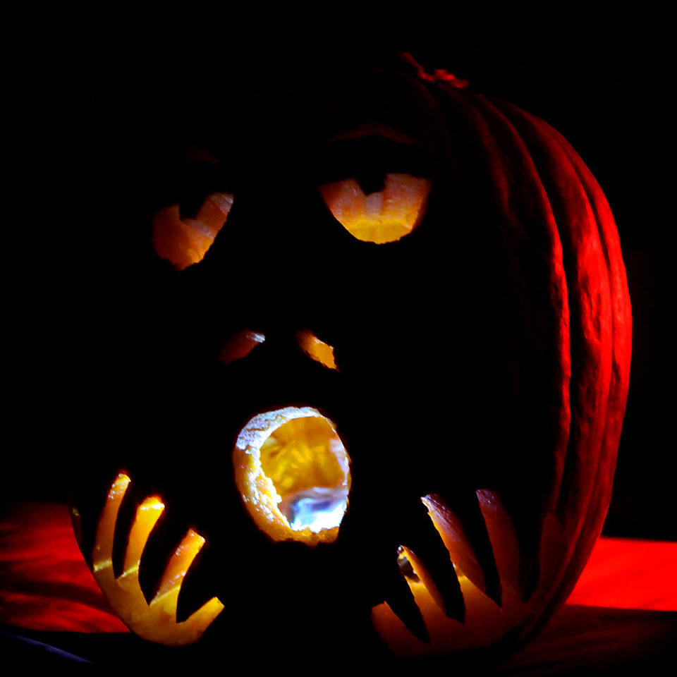 [43/52] Scream Pumpkin