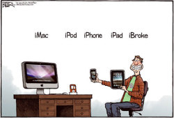 maconthebrain:  How I feel after buying all of those Apple products. I'm broke!