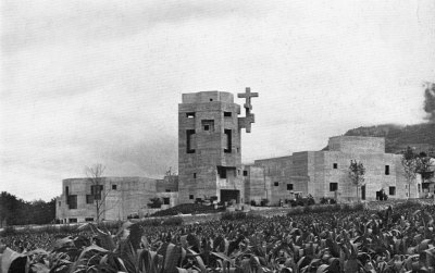 fuckyeahbrutalism:  Holy Cross Church, Chur, Switzerland, 1964-69 (Walter M. Förderer)