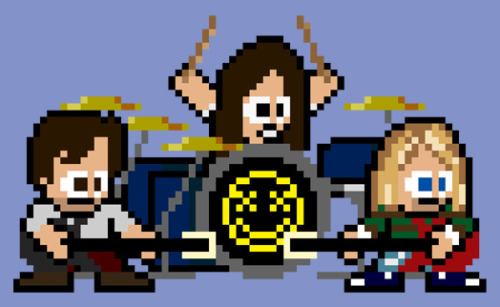 I Hate Myself and Want to Die 8-bit Nirvana illustrated by The Random Factor :: via randomtees