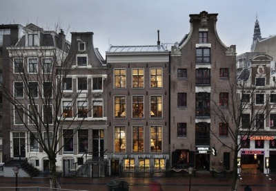 keroiam:  Concrete architecture in Amsterdam's Red Light District