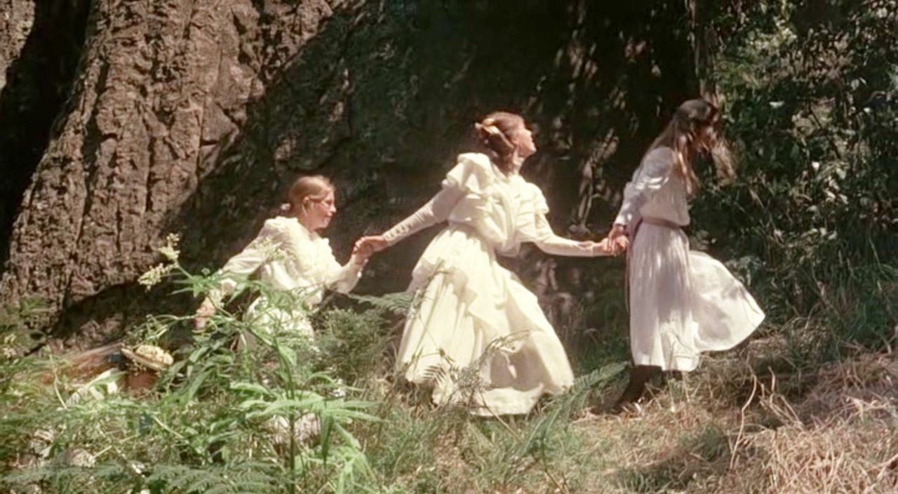 fashion-and-film:  Picnic at Hanging Rock (1975)