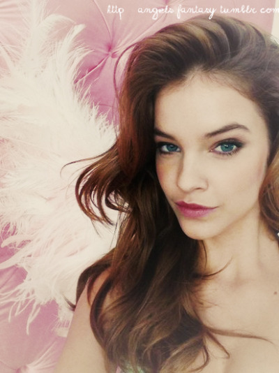 angels-fantasy:  Angel Barbara Palvin <3