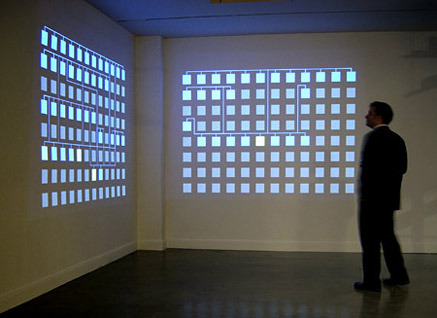 'Homeland security', video installation