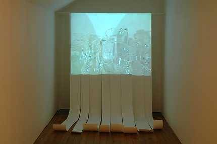 Peter Heselton, 'Still Leven', video sound installation, dimensions variable