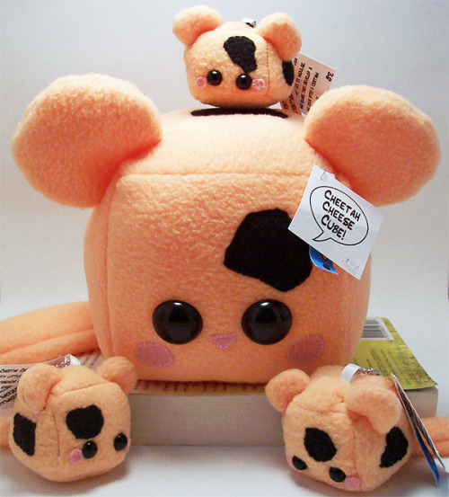 Cheetah Cheese Cube Family! Mama Cheetah available in my online shop here. Baby Cheetah available in my online shop here.