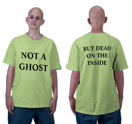 shirtp:  not a ghost tee [get]