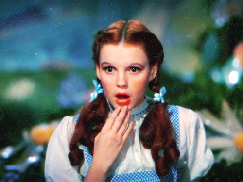 vintagegal:  The Wizard of Oz (1939)