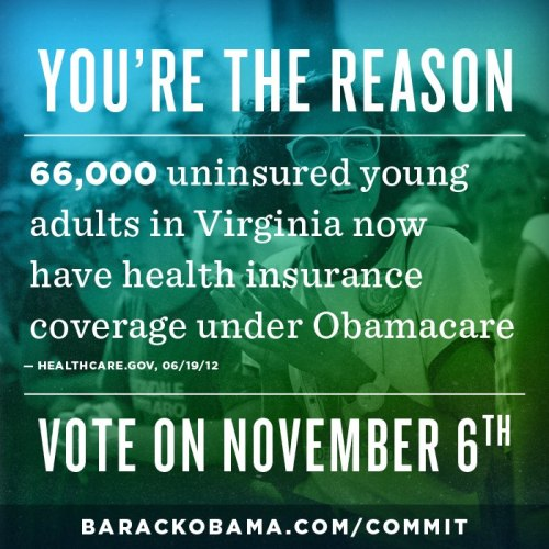You're the reason! Commit to vote | Make a Plan to vote | Contribute | Volunteer