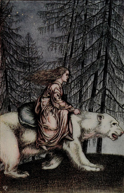 geisterseher:  Peter Christen Asbjørnsen, Norse Fairy Tales. Illustrations by Reginald L. Knowles and Horace J. Knowles.
